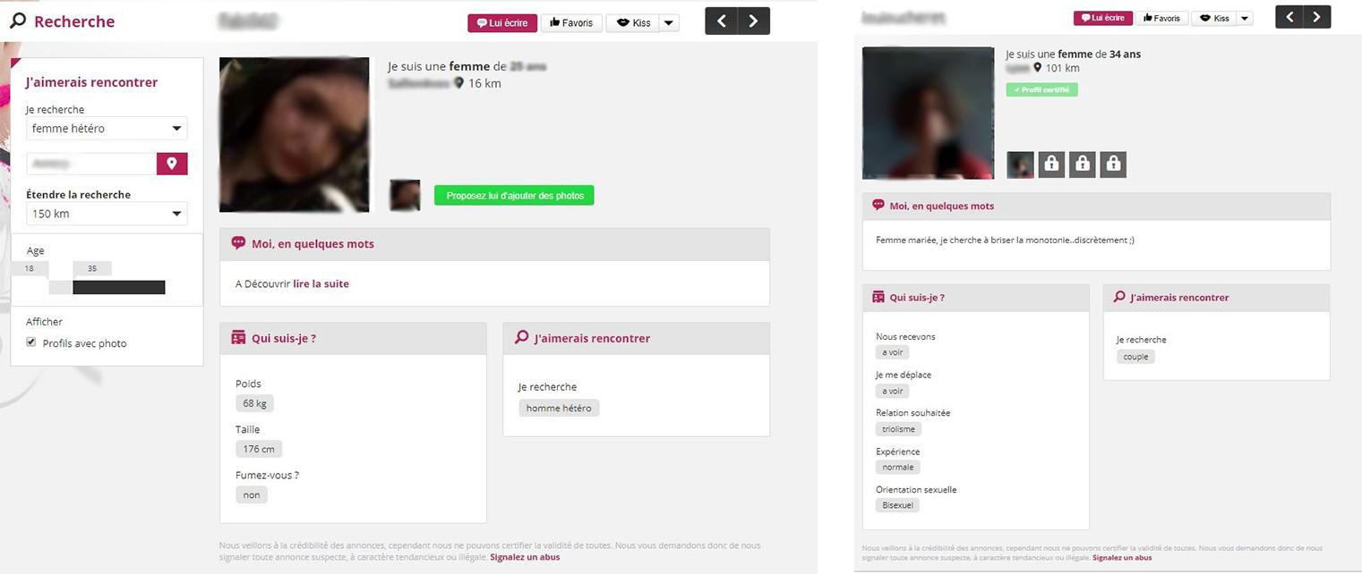 profil en ligne sur Jm contact