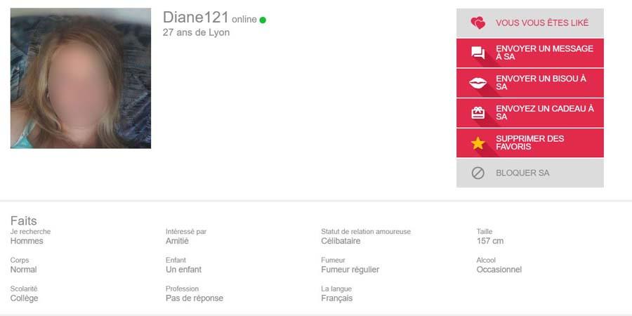 exemple profil idates